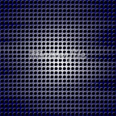metal grid with some holes in it Stock Photo - Royalty-Free, Artist: argus456, Code: 400-04068560