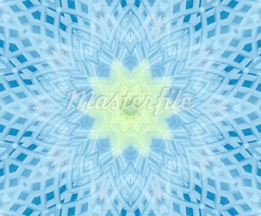 Computer designed blue modern abstract style background Stock Photo - Royalty-Free, Artist: Lizard, Code: 400-04070674