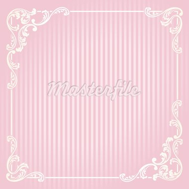 Elegant swirly frame inspired by French Rococo designs. Graphics are grouped and in several layers for easy editing. The file can be scaled to any size. Stock Photo - Royalty-Free, Artist: KarolinaL, Code: 400-04144420