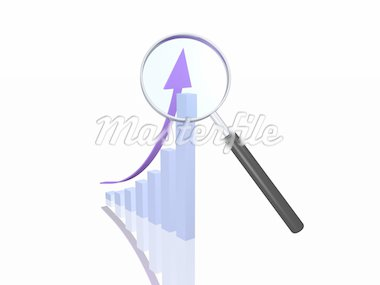 Business Graph Stock Photo - Royalty-Free, Artist: inq, Code: 400-04229721
