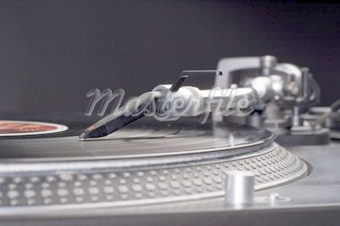 Direct drive turntable system Stock Photo - Royalty-Free, Artist: Stramyk, Code: 400-04242637