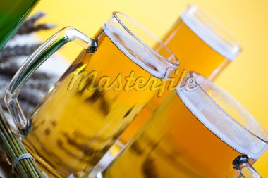 Beer collection Stock Photo - Royalty-Free, Artist: JanPietruszka                 , Code: 400-04278375