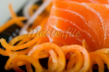 SASHIMI SAKE TEISYOKU Stock Photo - Royalty-Free, Artist: davidev                       , Code: 400-04292849