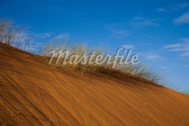 Desert dunes in Morocco Stock Photo - Royalty-Free, Artist: JanPietruszka                 , Code: 400-04339975