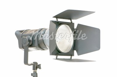Studio lighting isolated on the white background Stock Photo - Royalty-Free, Artist: ElnurCrestock                 , Code: 400-04340821
