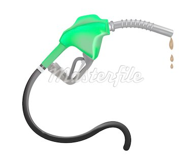 Gasoline nozzle vector illustration Stock Photo - Royalty-Free, Artist: slobelix                      , Code: 400-04348646