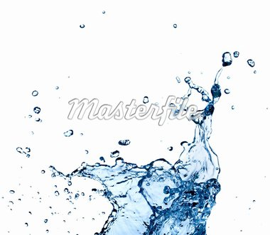 Water splash Stock Photo - Royalty-Free, Artist: logoff                        , Code: 400-04357841