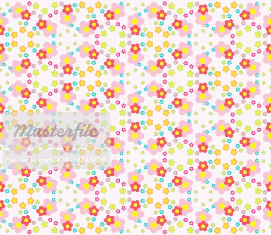 Brightly Coloured Patterns