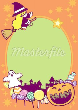 Illustration of Halloween Holiday Series. Stock Photo - Royalty-Free, Artist: Kahimm2010                    , Code: 400-04388414