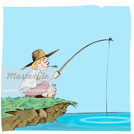 про рыбака и рыб мультфильмы