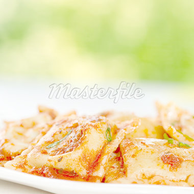 ravioli Stock Photo - Royalty-Free, Artist: hojo                          , Code: 400-04414162