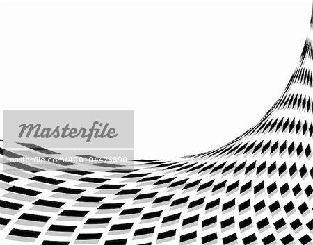 Abstract editable vector background design of diamond shape