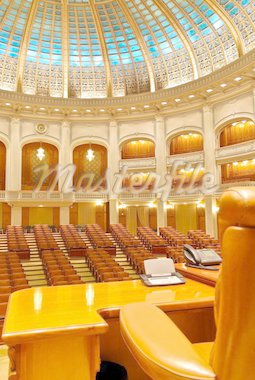 The Parliament Stock Photo - Royalty-Free, Artist: zu1u                          , Code: 400-04853172