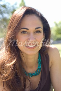 Beautiful woman enjying the outdoors Stock Photo - Royalty-Free, Artist: DTPhoto                       , Code: 400-05067924