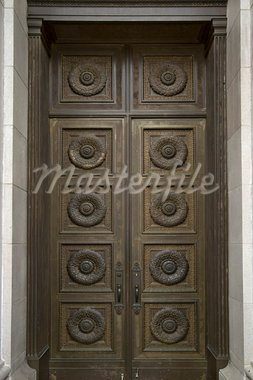 Washington State Capital Building Historic Bronze Door Stock Photo - Royalty-Free, Artist: Davidgn                       , Code: 400-05273815