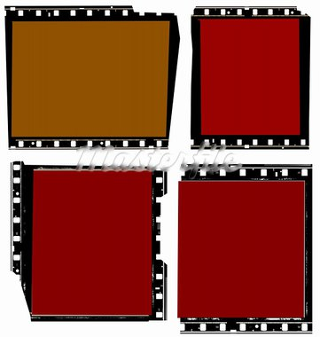 Film roll Stock Photo - Royalty-Free, Artist: janaka                        , Code: 400-05298542