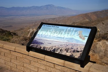 Earthquake zone in Joshua Tree National Park, California Stock Photo - Royalty-Free, Artist: Wilsilver77                   , Code: 400-05368168