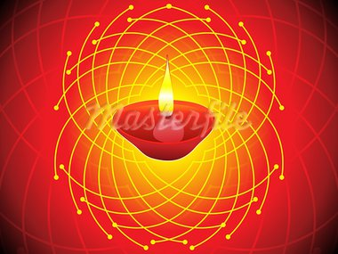 abstract diwali concept wallpaper vector illustration Stock Photo - Royalty-Free, Artist: pathakdesigner                , Code: 400-05372159
