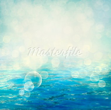 Small waves on water surface in motion blur. Stock Photo - Royalty-Free, Artist: mythja                        , Code: 400-05382421