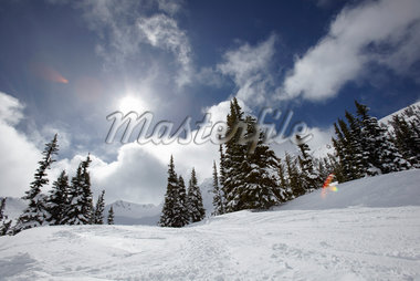 Whistler Mountain, Whistler, British Columbia, Canada Stock Photo - Premium Rights-Managed, Artist: Ron Fehling, Code: 700-05389344