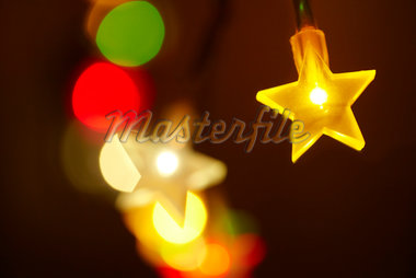 Star-shaped light. Stock Photo - Premium Royalty-Freenull, Code: 6106-05394349