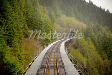 Bridge and Tunnel Stock Photo - Premium Royalty-Freenull, Code: 6106-05407904