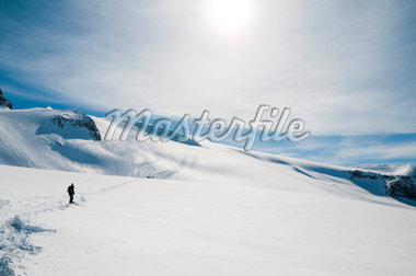 La Grave Ski Resort Stock Photo - Premium Royalty-Freenull, Code: 6106-05448037