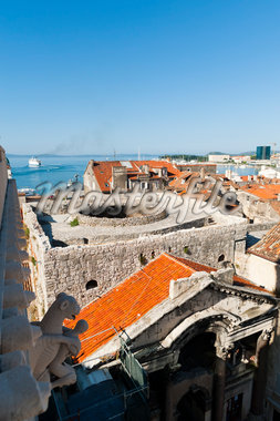 Diocletian's Palace Vestibule, Split, Dalmatia, Croatia Stock Photo - Premium Rights-Managed, Artist: Emanuele Ciccomartino, Code: 700-05451902