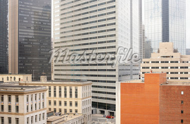 Downtown buildings Stock Photo - Premium Royalty-Freenull, Code: 6106-05460053
