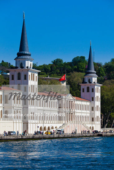 Kuleli Military High School, Cengelkoy, Istanbul, Turkey Stock Photo - Premium Rights-Managed, Artist: R. Ian Lloyd, Code: 700-05609491
