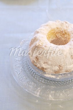 Ring cake Stock Photo - Premium Royalty-Freenull, Code: 689-05612217