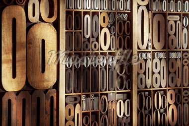 Upper and Lower Case Letterpresses Stock Photo - Premium Rights-Managed, Artist: Daryl Benson, Code: 700-05641679