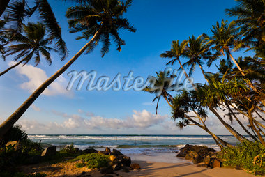 Beach Scene, Ahangama, Sri Lanka Stock Photo - Premium Rights-Managed, Artist: R. Ian Lloyd, Code: 700-05642150