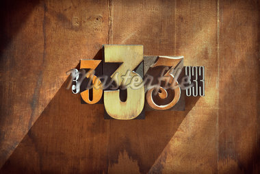 Letterpress 3's Stock Photo - Premium Royalty-Free, Artist: Daryl Benson, Code: 600-05656542