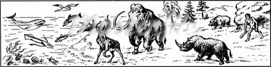 Cenozoic era Stock Photo - Royalty-Free, Artist: Denis_Barbulat                , Code: 400-05664797