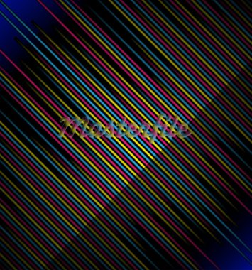 Diagonal colorful reflection background Stock Photo - Royalty-Free, Artist: TheModernCanvas               , Code: 400-05673603