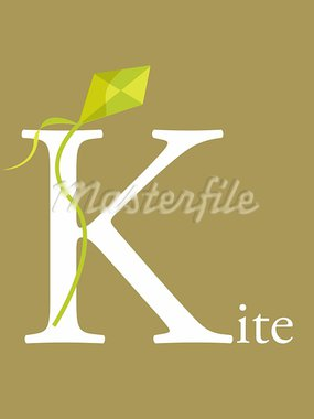 Colorful abc, letter K, vector illustration Stock Photo - Royalty-Free, Artist: kariiika                      , Code: 400-05683823