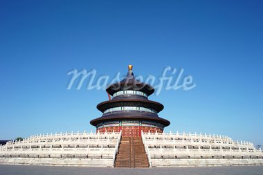 Temple Of Heaven, Beijing Stock Photo - Royalty-Free, Artist: zhuda                         , Code: 400-05689163
