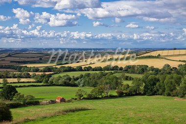 Rural England Stock Photo - Royalty-Free, Artist: Lena_Zajchikova               , Code: 400-05705993