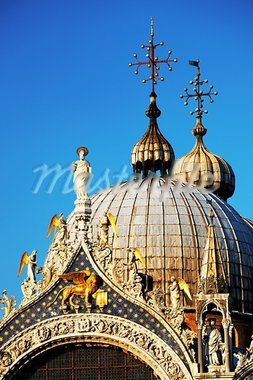 Architectural detail in Venice, Italy Stock Photo - Royalty-Free, Artist: rechitansorin                 , Code: 400-05708243