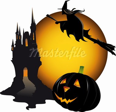 Scary Halloween objects Stock Photo - Royalty-Free, Artist: GipsyGarlik                   , Code: 400-05712943