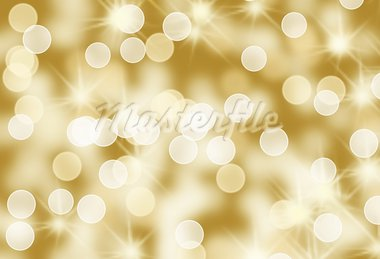Background defocused with stars and light bubbles in ocher Stock Photo - Royalty-Free, Artist: guillerusso                   , Code: 400-05719147