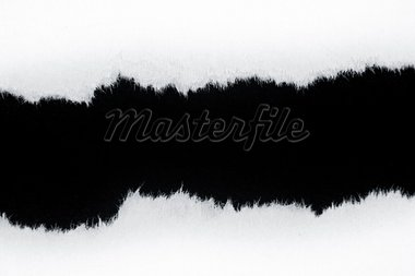 Closeup of torn paper. Copy space Stock Photo - Royalty-Free, Artist: STILLFX                       , Code: 400-05725239