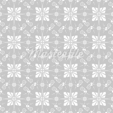 Beautiful background of modern seamless floral patterb Stock Photo - Royalty-Free, Artist: inbj                          , Code: 400-05732065