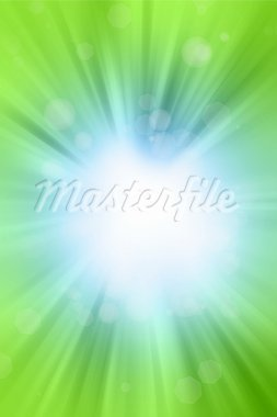 Abstract green and blue background Stock Photo - Royalty-Free, Artist: STILLFX                       , Code: 400-05735956