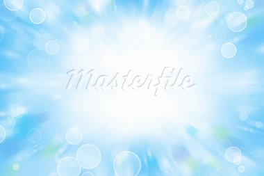 Bright abstract blue tone background Stock Photo - Royalty-Free, Artist: STILLFX                       , Code: 400-05735983