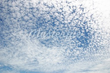 Clouds in a blue sky Stock Photo - Royalty-Free, Artist: STILLFX                       , Code: 400-05736151