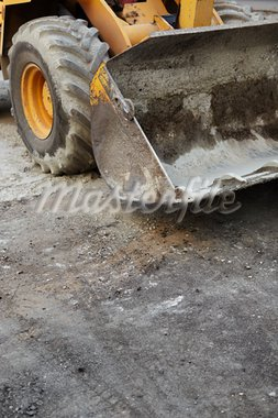 road construction concept, selective focus on nearest part Stock Photo - Royalty-Free, Artist: Kuzma                         , Code: 400-05743972