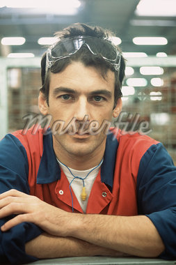 Manual worker Stock Photo - Premium Royalty-Freenull, Code: 695-05772277