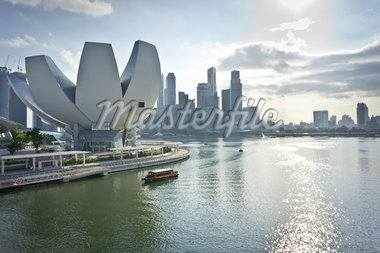 ArtScience Museum at Marina Bay Sands, Singapore Stock Photo - Premium Rights-Managed, Artist: Tomasz Rossa, Code: 700-05781028